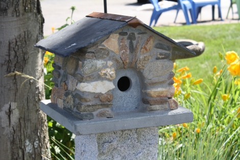 Waterfront Birdhouse